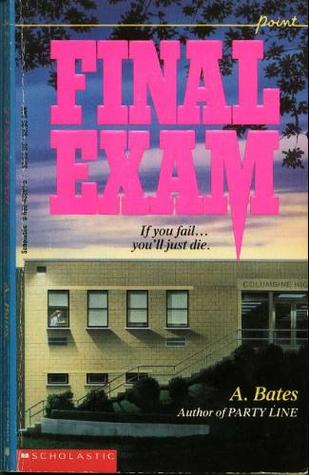 335693 Audrey reviews Final Exam by A. Bates
