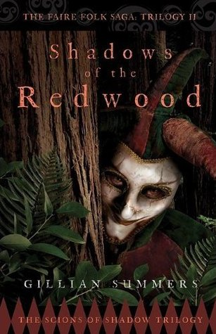 Shadows of the Redwood (Scions of Shadow #1)