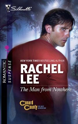 The Man from Nowhere (Conard County by Rachel Lee