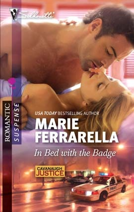 In Bed with the Badge by Marie Ferrarella