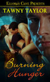 Burning Hunger by Tawny Taylor