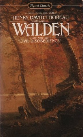 walden or life in the woods and civil disobedience by. Black Bedroom Furniture Sets. Home Design Ideas
