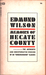 Memoirs of Hecate County (Mass Market Paperback)