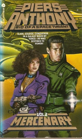 Mercenary by Piers Anthony