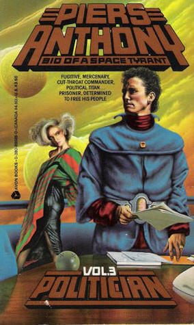 Politician by Piers Anthony