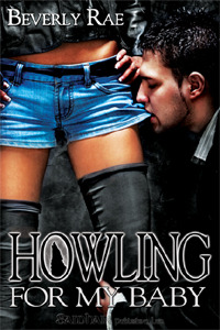 Howling for My Baby (Cannon Pack #1)