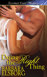 Doing the Right Thing (Mansell Brothers, #1)