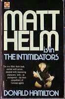 The Intimidators by Donald Hamilton