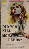 Did You Kill Mona Leeds?