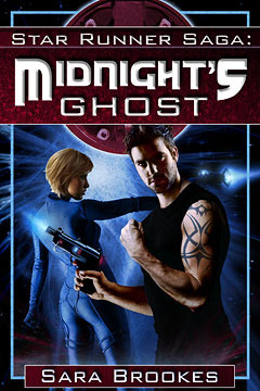 Midnight's Ghost by Sara Brookes