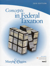 Concepts in Federal Taxation 2010, Professional Version [With CDROM and Access Code]