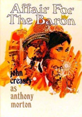 Download free Affair for the Baron (Baron #39) PDF by Anthony Morton