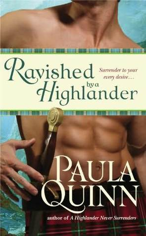 Ravished by a Highlander by Paula Quinn