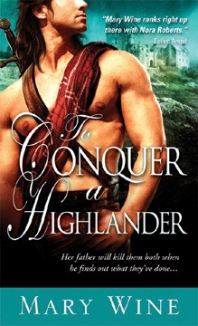 To Conquer a Highlander by Mary Wine
