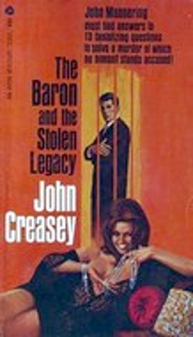 The Baron and the Stolen Legacy (Baron, #34)