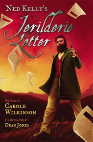 Ned Kelly's Jerilderie Letter by Ned Kelly