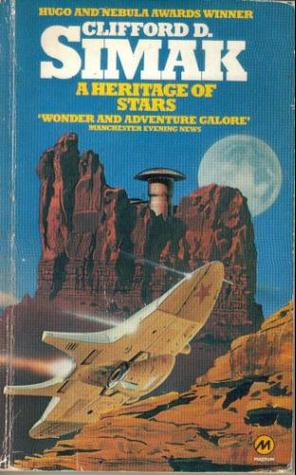 A Heritage Of Stars by Clifford D. Simak