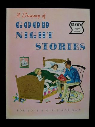 A Treasury of Good Night Stories by Betsy Minton
