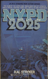 NYPD 2025 by Hal Stryker