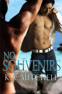 No Souvenirs by K.A. Mitchell