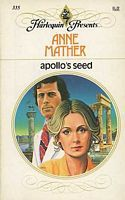 Apollo's Seed by Anne Mather