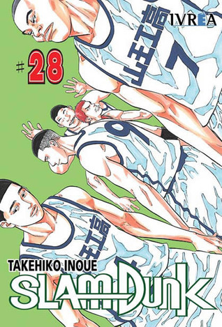 Slam Dunk, #28 by Takehiko Inoue