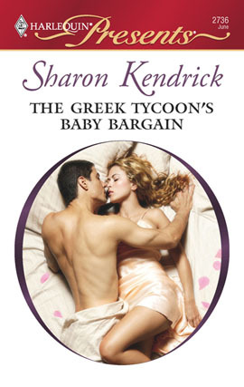 The Greek Tycoon's Baby Bargain (Harlequin Presents, #2736)