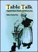 Table Talk by Sidney Saylor Farr