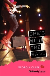 She's with the Band by Georgia Clark
