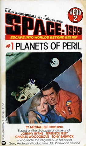Planets of Peril by Michael Butterworth