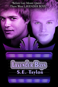 Lavender Boys by S.E. Taylor