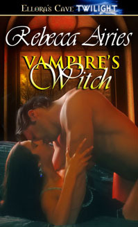 Vampire's Witch (Protective Affairs, #2)