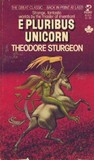 E Pluribus Unicorn by Theodore Sturgeon