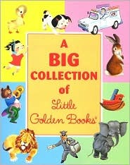A Big Collection of Little Golden Books by Janette Sebring Lowrey