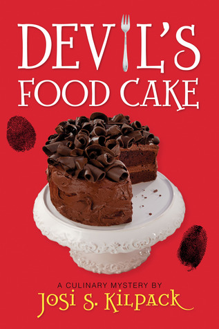 Devil's Food Cake (A Culinary Mystery, #3)