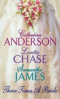 Three Times a Bride (Scoundrels, #3.5) by Catherine Anderson