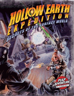 Secrets Of The Surface World (Hollow Earth Expedition, Egs1003)