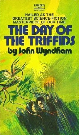 an analysis of the day of the triffids written by john wyndham The day of the triffids summary & study guide includes detailed chapter summaries and analysis  quiz on the day of the triffids by john wyndham  written in the.