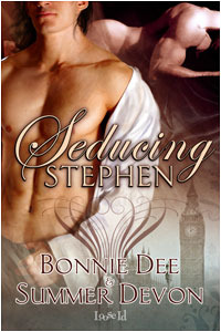 Seducing Stephen by Bonnie Dee