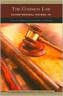The Common Law by Oliver Wendell Holmes Jr.