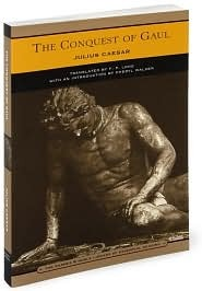 The Conquest of Gaul (Library of Essential Reading)
