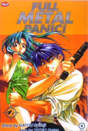 Full Metal Panic! Vol. 2 by Shouji Gatou