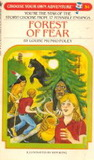 Forest of Fear (Choose Your Own Adventure, #54)