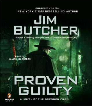 Proven Guilty The Dresden Files 8