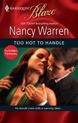 Too Hot To Handle (Forbidden Fantasies #16)