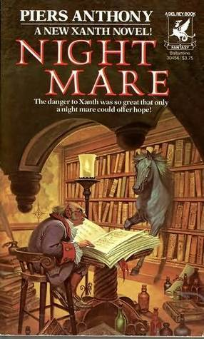 Night Mare by Piers Anthony
