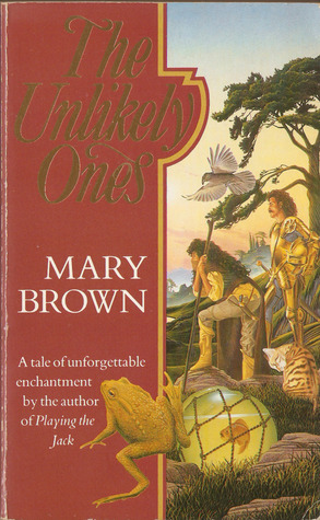 The Unlikely Ones by Mary Brown