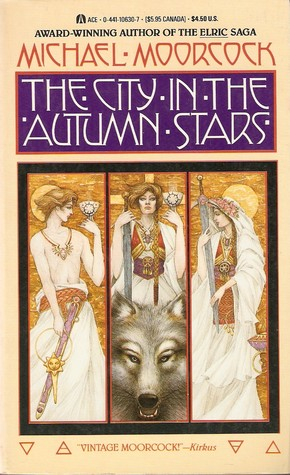 The City in the Autumn Stars by Michael Moorcock