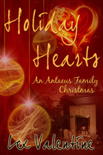 Holiday Hearts (An Antaeus Family Christmas) (Tales of the Darkworld, #4.5)