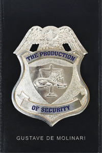 The Production of Security